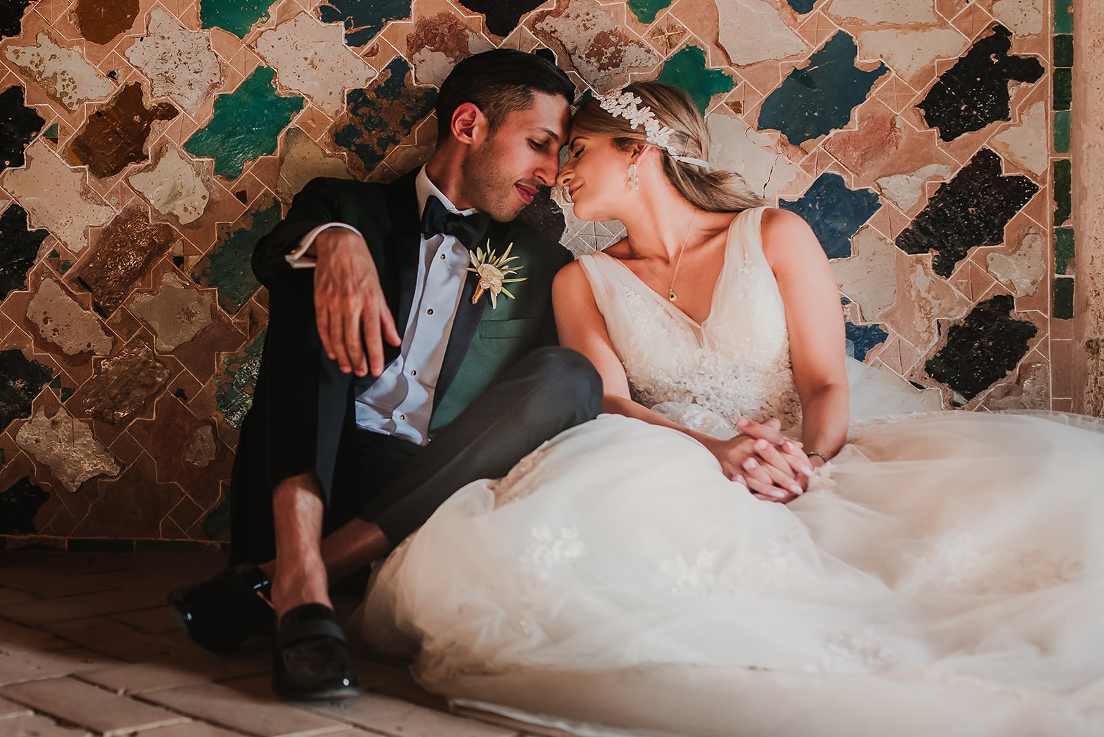Granada Destination Wedding