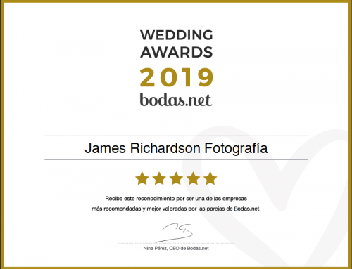Wedding Awards 2019 | Fotógrafo Internacional de Bodas